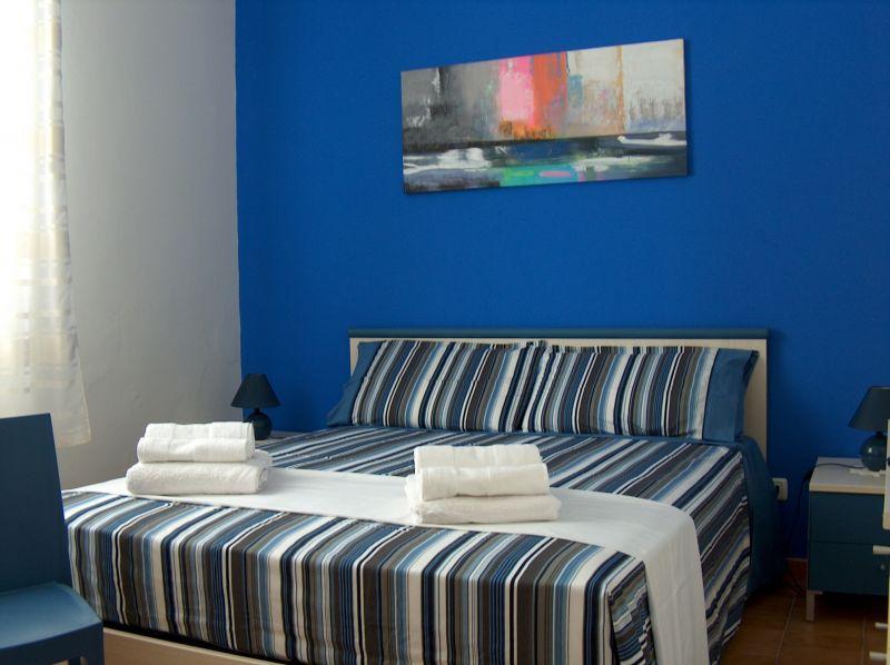Schlafzimmer 1 Mietobjekt Appartement 35318 Marina di Ragusa