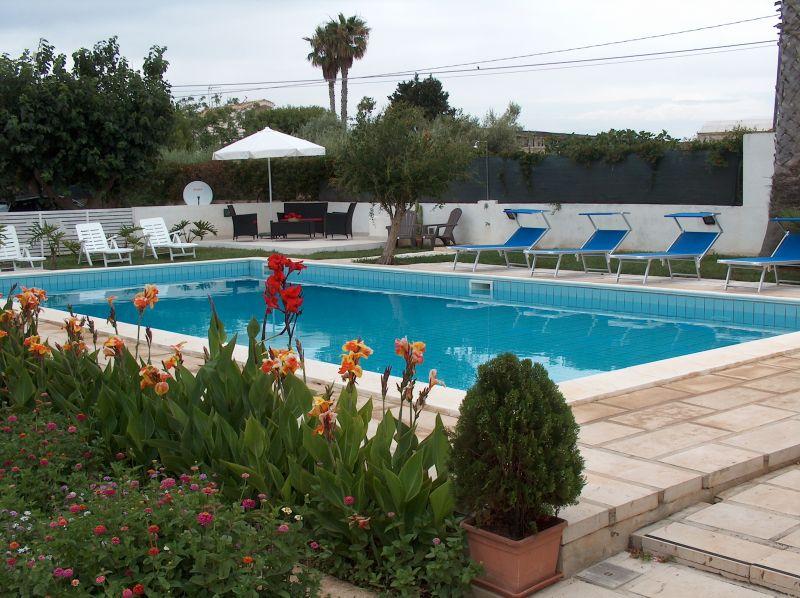 Schwimmbad Mietobjekt Appartement 35318 Marina di Ragusa
