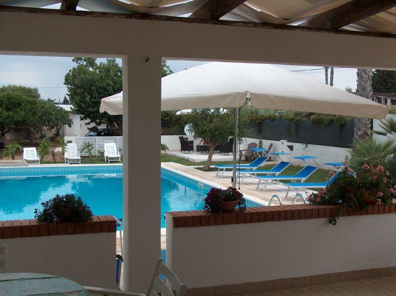 Ausblick aus der Ferienunterkunft Mietobjekt Appartement 35318 Marina di Ragusa