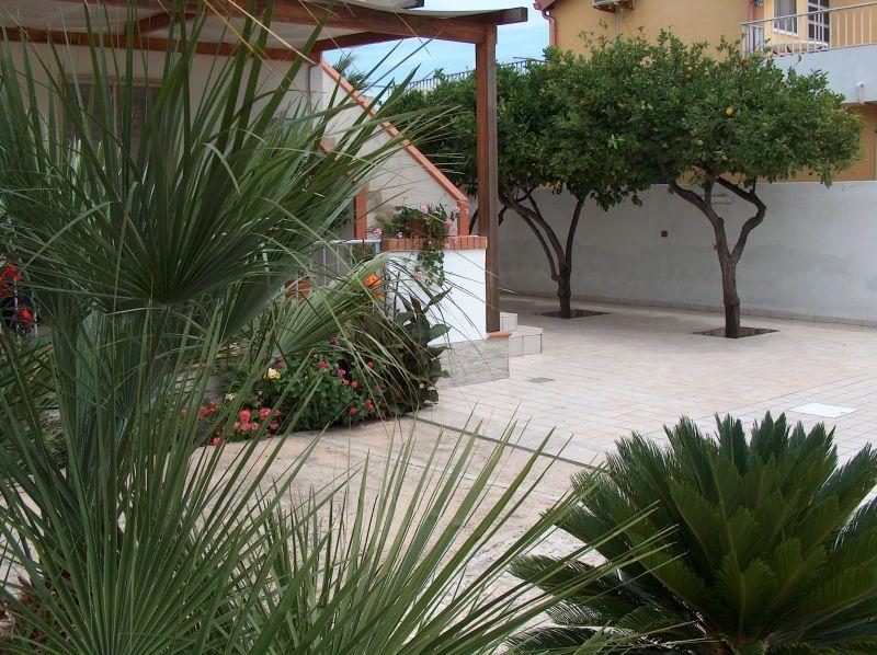 Garten Mietobjekt Appartement 35318 Marina di Ragusa