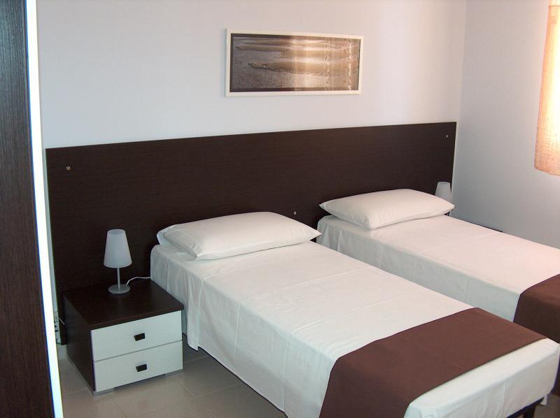 Schlafzimmer 2 Mietobjekt Appartement 35318 Marina di Ragusa