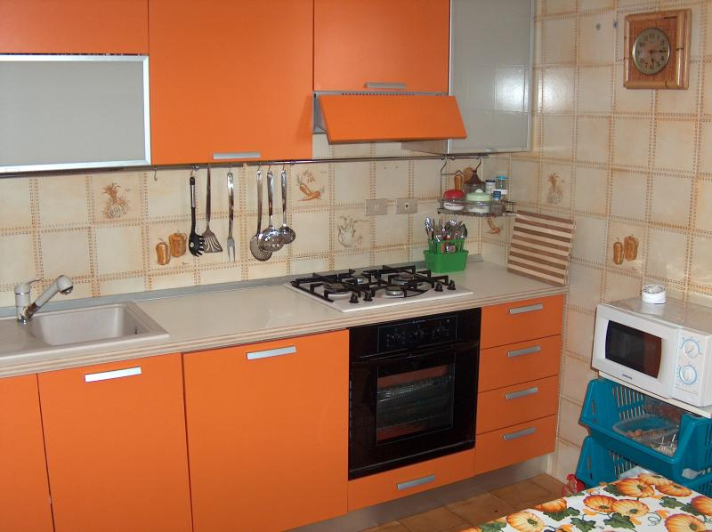 offene Küche 1 Mietobjekt Appartement 35318 Marina di Ragusa