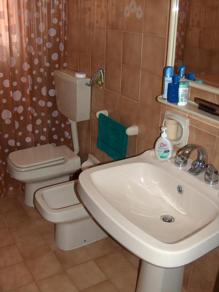 Badezimmer Mietobjekt Appartement 35318 Marina di Ragusa