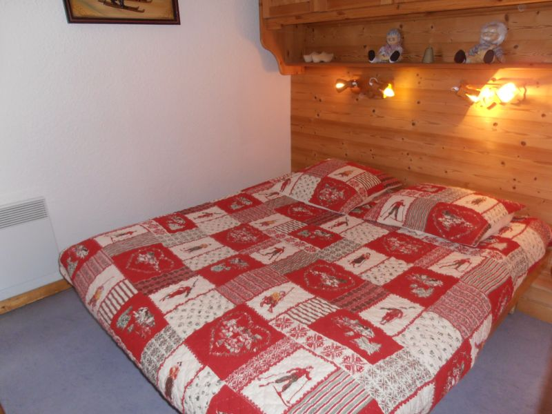 Schlafzimmer Mietobjekt Appartement 37079 Valmorel