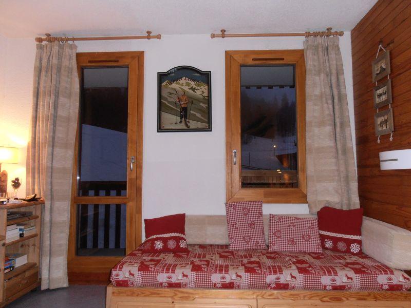 Wohnzimmer Mietobjekt Appartement 37079 Valmorel