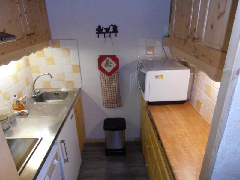 separate Küche Mietobjekt Appartement 37079 Valmorel