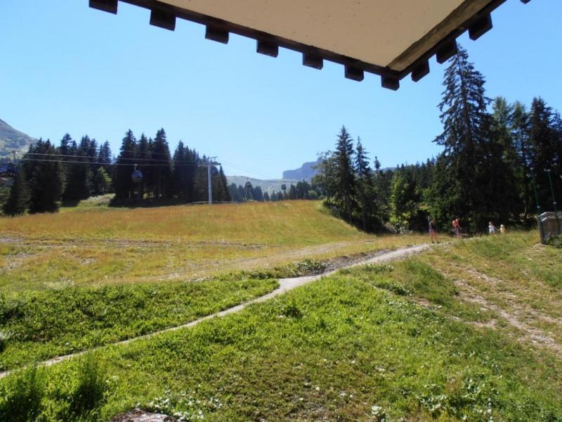 Ausblick aus der Ferienunterkunft Mietobjekt Appartement 37079 Valmorel