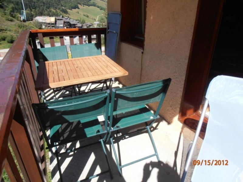 Balkon Mietobjekt Appartement 37079 Valmorel