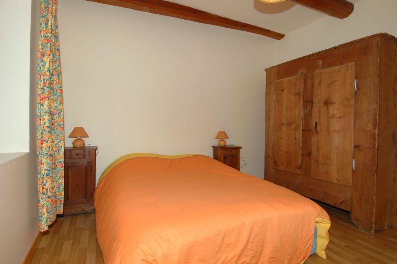 Schlafzimmer 1 Mietobjekt Haus 371 Auris en Oisans