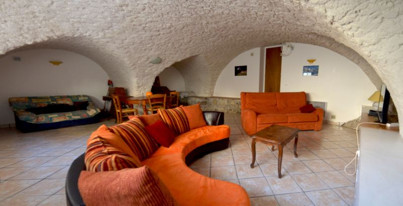 Wohnzimmer 1 Mietobjekt Haus 371 Auris en Oisans