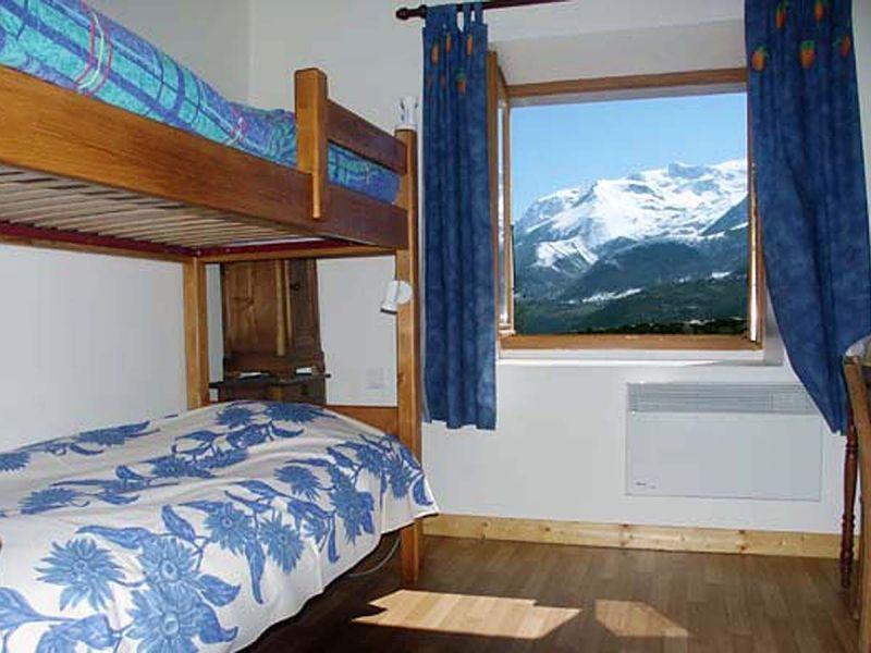Schlafzimmer 3 Mietobjekt Haus 371 Auris en Oisans