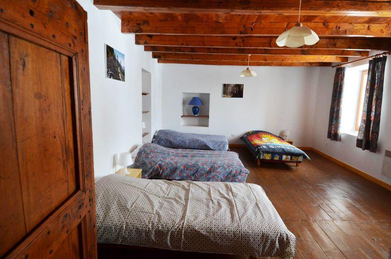 Schlafzimmer 6 Mietobjekt Haus 371 Auris en Oisans