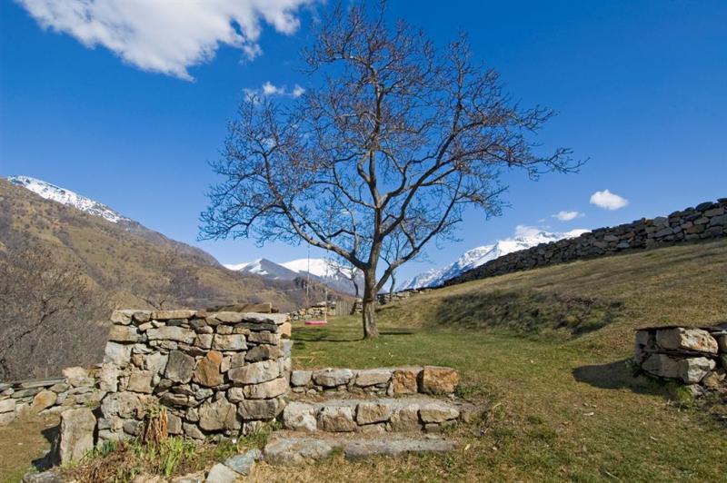 Garten Mietobjekt Haus 371 Auris en Oisans