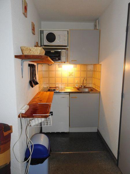 Kochnische Mietobjekt Appartement 3730 Les Rousses