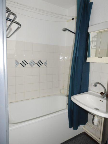 Badezimmer Mietobjekt Appartement 3730 Les Rousses