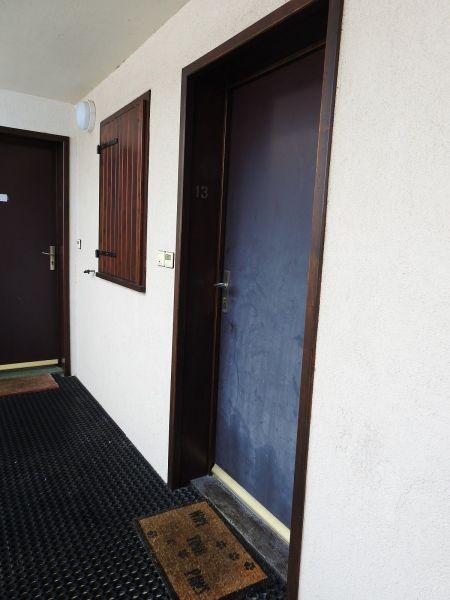 Eingang Mietobjekt Appartement 3730 Les Rousses