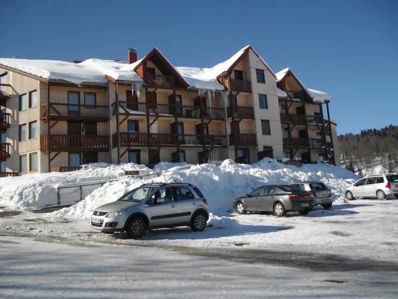 Ansicht des Objektes Mietobjekt Appartement 3748 Les Rousses