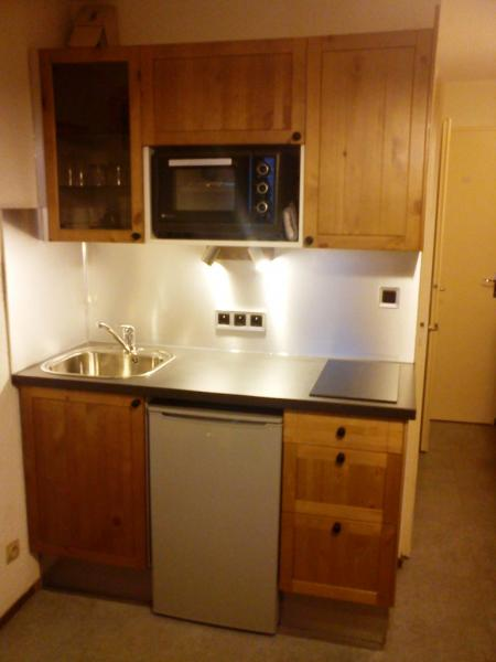 Kochnische Mietobjekt Appartement 3748 Les Rousses