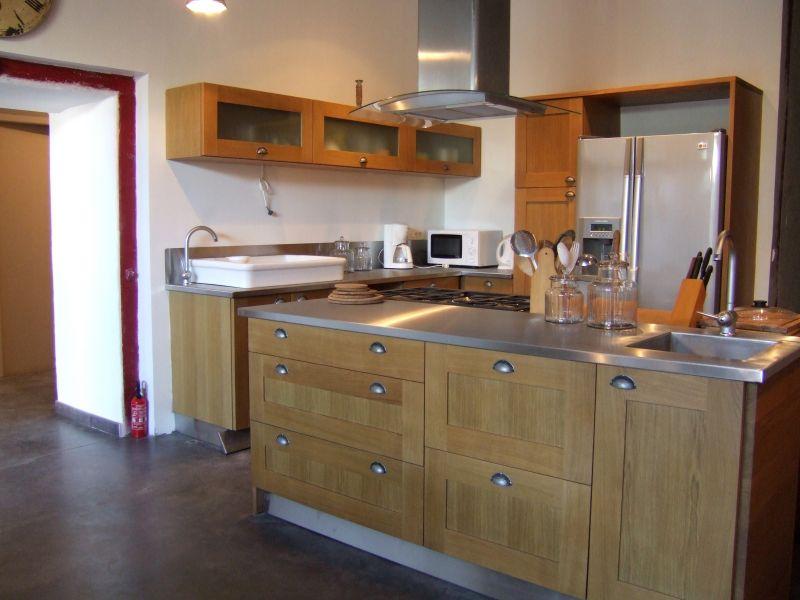 separate Küche Mietobjekt Ferienunterkunft auf dem Land 38926 Carcassonne