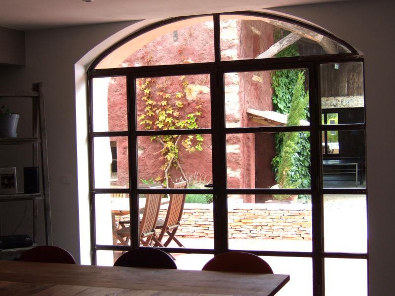 Esszimmer Mietobjekt Ferienunterkunft auf dem Land 38926 Carcassonne