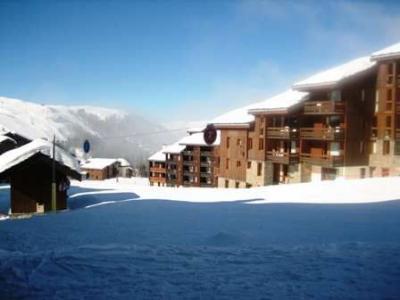 Ausblick aus der Ferienunterkunft Mietobjekt Studio 38936 La Plagne