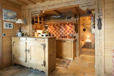 offene Küche Mietobjekt Appartement 40009 Combloux