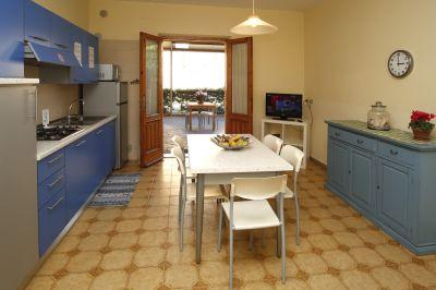 Eingang Mietobjekt Appartement 40072 Riccione