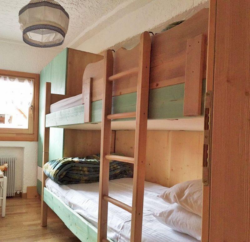 Schlafzimmer 3 Mietobjekt Appartement 40599 Peio (Pejo)
