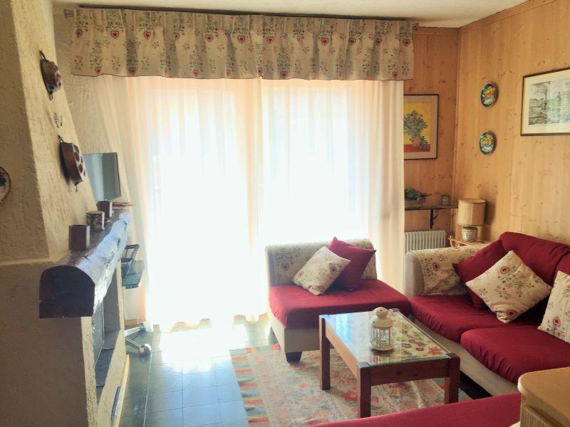 Wohnzimmer Mietobjekt Appartement 40599 Peio (Pejo)