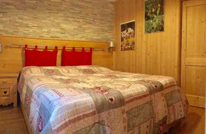 Schlafzimmer 1 Mietobjekt Appartement 40599 Peio (Pejo)