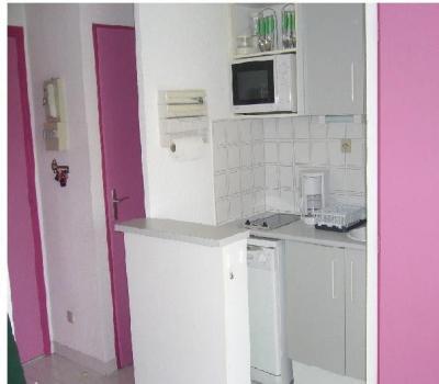 Kochnische Mietobjekt Appartement 40866 Cap d'Agde
