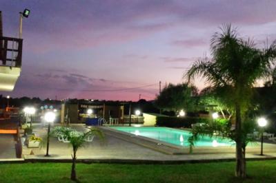 Schwimmbad Mietobjekt Appartement 41447 Avola
