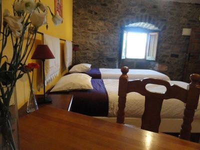 Schlafzimmer 1 Mietobjekt Fremdenzimmer 41565 Huesca