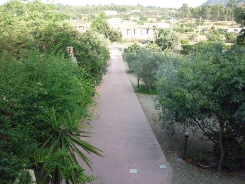 Ausblick aus der Ferienunterkunft Mietobjekt Appartement 42309 Cardedu
