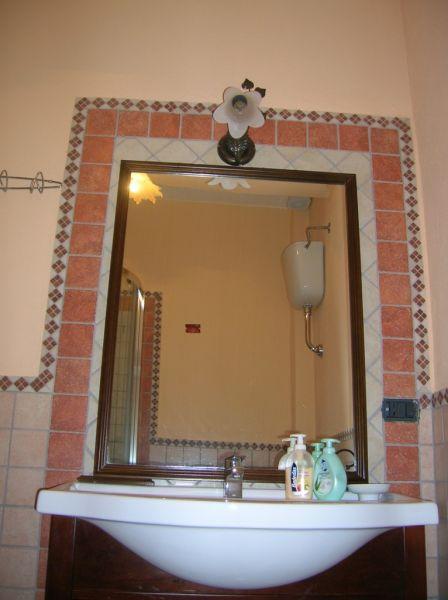 Badezimmer 1 Mietobjekt Appartement 42309 Cardedu