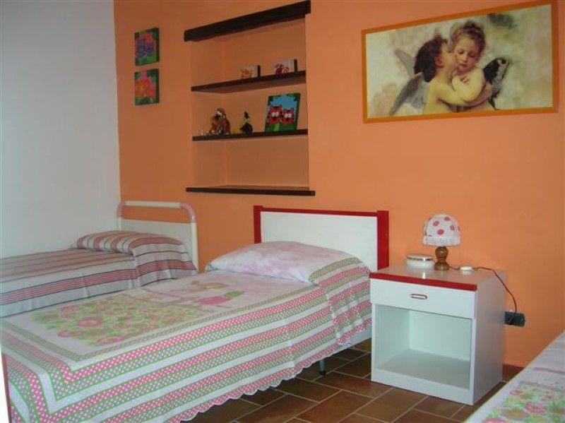Schlafzimmer 1 Mietobjekt Appartement 42309 Cardedu