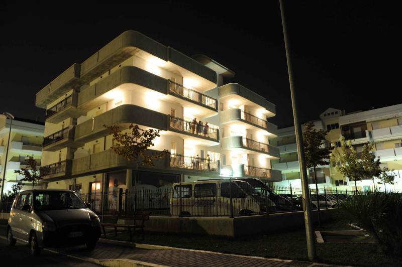 Ausblick aus der Ferienunterkunft Mietobjekt Appartement 42623 Tortoreto