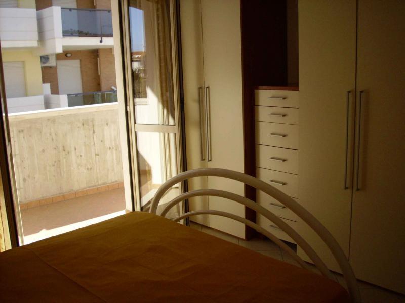 Schlafzimmer Mietobjekt Appartement 42623 Tortoreto