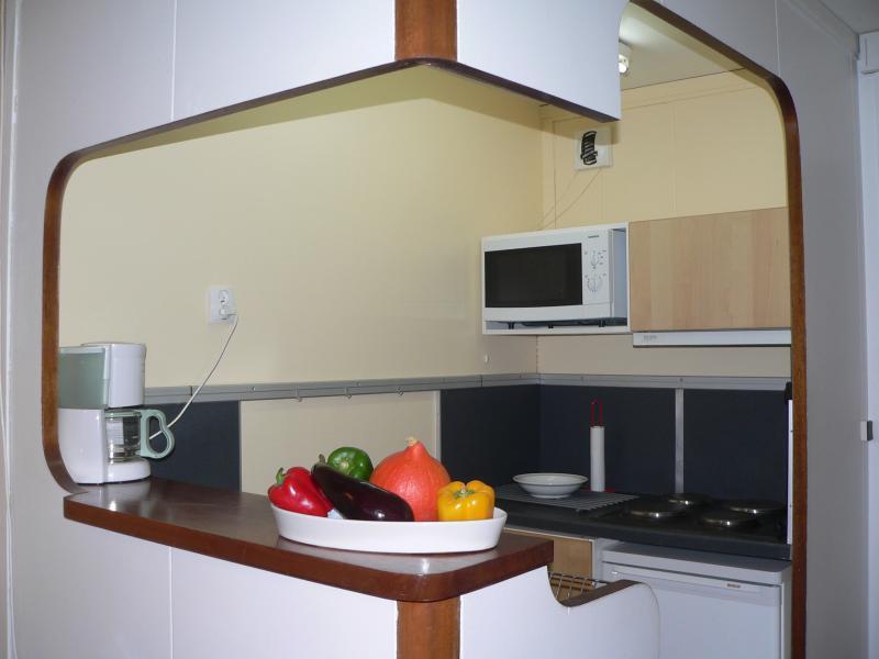 offene Küche Mietobjekt Appartement 427 Avoriaz