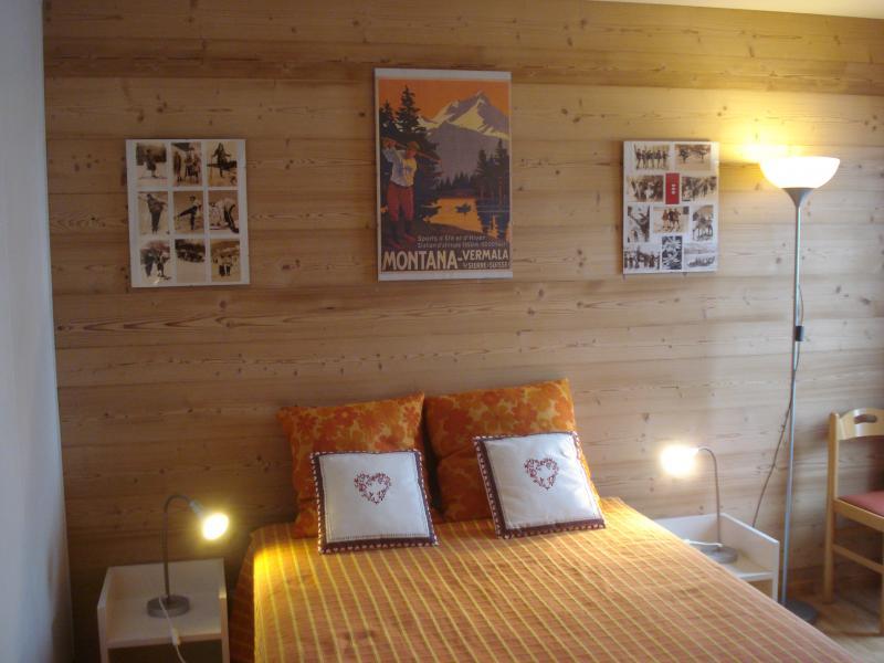 Schlafzimmer Mietobjekt Appartement 427 Avoriaz