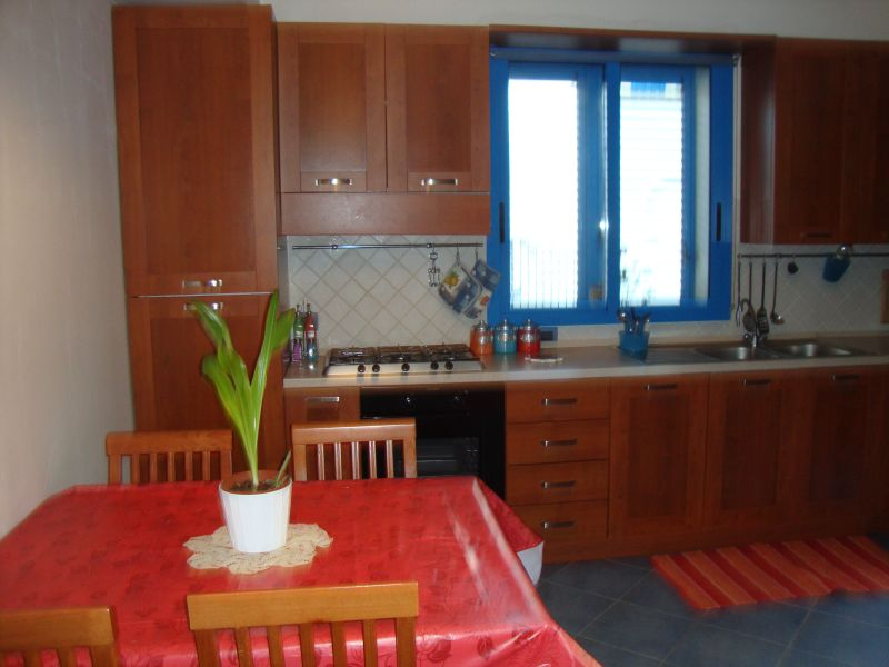 offene Küche Mietobjekt Haus 43100 Punta Secca