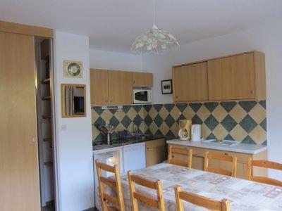 Kochnische Mietobjekt Appartement 4387 Piau Engaly