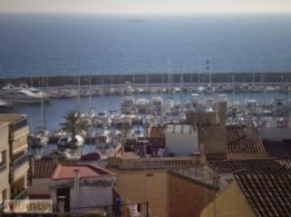 Ausblick von der Terrasse Mietobjekt Haus 44076 Barcelona