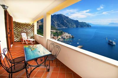 Mietobjekt Appartement 44260 Amalfi
