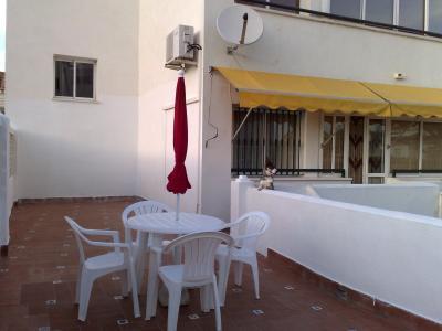Terrasse Mietobjekt Appartement 44794 Torremolinos