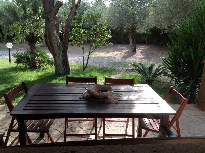 Garten Mietobjekt Appartement 45136 Alghero