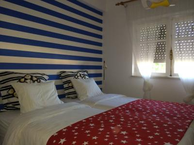Schlafzimmer Mietobjekt Appartement 45283 Vila nova de Milfontes
