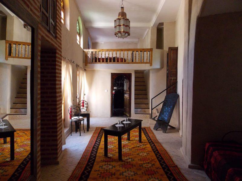 Schlafzimmer 2 Mietobjekt Fremdenzimmer 45751 Marrakesch