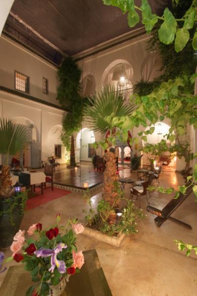 Garten Mietobjekt Fremdenzimmer 45751 Marrakesch