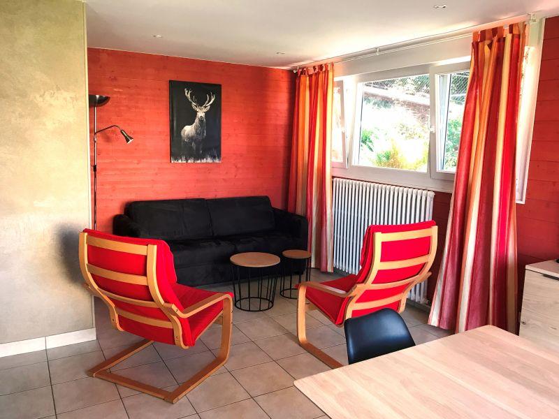 Wohnzimmer Mietobjekt Appartement 4607 Gérardmer